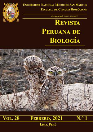 Revista Peruana de Biologia 28(1)