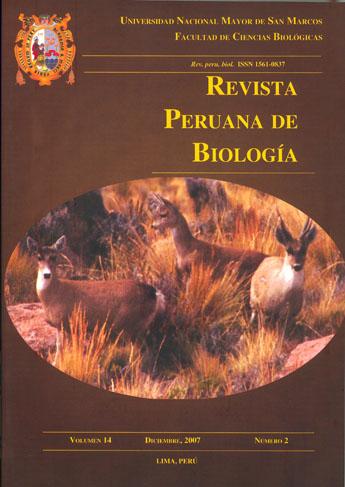 Ver Vol. 14 Núm. 2 (2007)