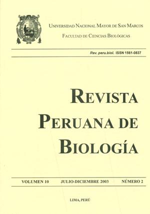 Ver Vol. 10 Núm. 2 (2003)
