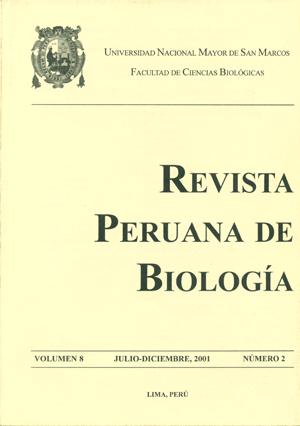 Ver Vol. 8 Núm. 2 (2001)