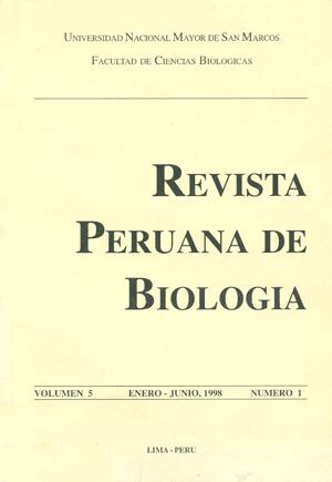 Ver Vol. 5 Núm. 1 (1998)