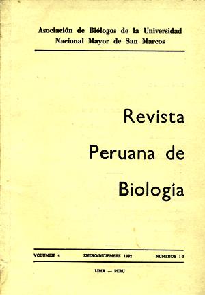 Ver Vol. 4 Núm. 1-2 (1992)