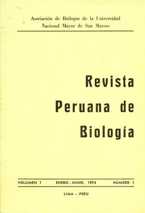 Ver Vol. 1 Núm. 1 (1974)