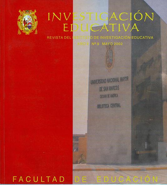 Ver Vol. 6 Núm. 9 (2002)