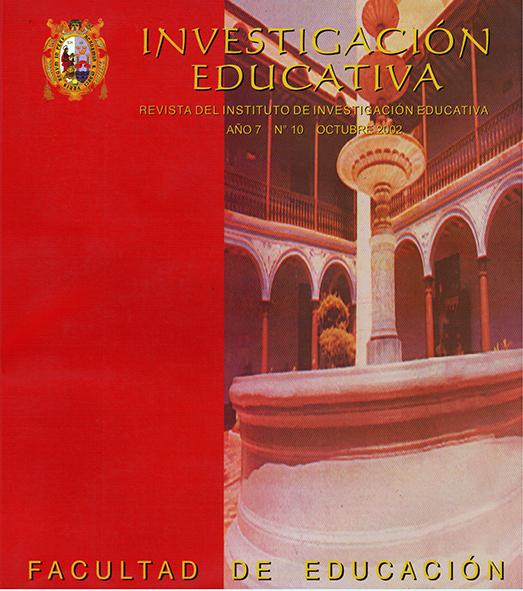 Ver Vol. 7 Núm. 10 (2002)