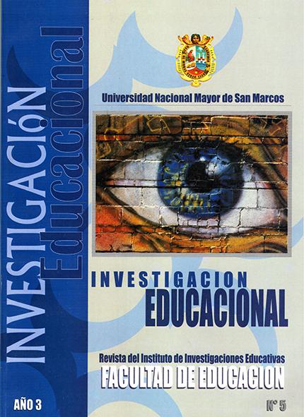 Ver Vol. 3 Núm. 5 (1999)