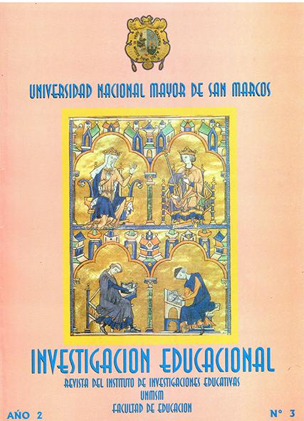 Ver Vol. 2 Núm. 3 (1998)