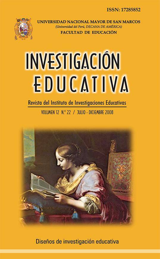 Ver Vol. 12 Núm. 22 (2008): Creatividad y educación