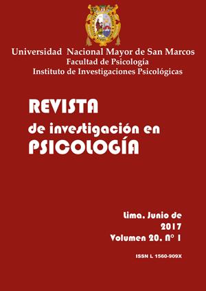 Ver Vol. 20 Núm. 1 (2017)
