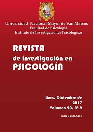 Ver Vol. 20 Núm. 2 (2017)