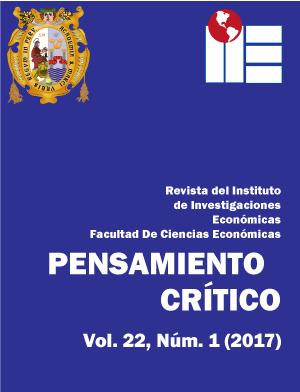 Ver Vol. 22 Núm. 1 (2017)