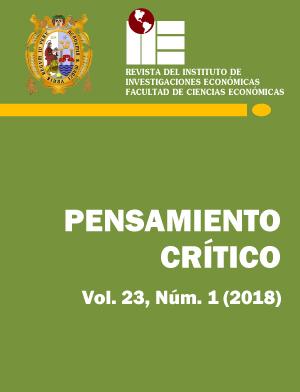 Ver Vol. 23 Núm. 1 (2018)