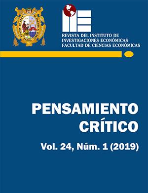 Ver Vol. 24 Núm. 1 (2019)