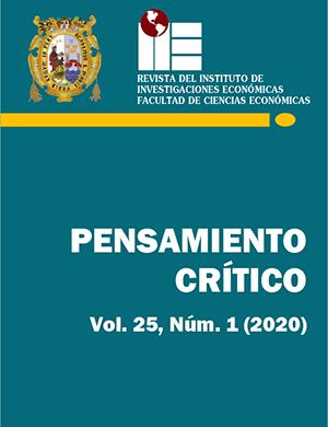 Ver Vol. 25 Núm. 1 (2020)