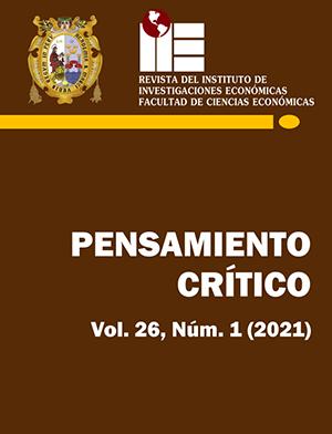 Ver Vol. 26 Núm. 1 (2021)