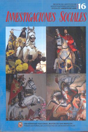 Ver Vol. 10 Núm. 16 (2006)