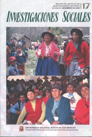 Ver Vol. 10 Núm. 17 (2006)