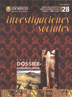 Ver Vol. 16 Núm. 28 (2012)