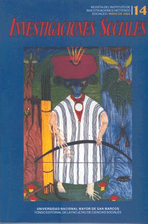 Ver Vol. 9 Núm. 14 (2005)