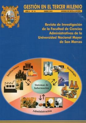 Ver Vol. 5 Núm. 10 (2003)