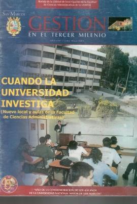 Ver Vol. 4 Núm. 7 (2001)