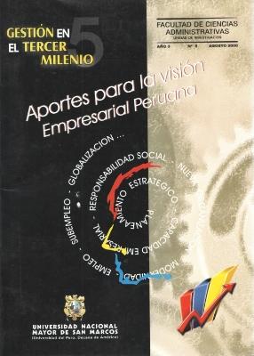 Ver Vol. 3 Núm. 5 (2000)