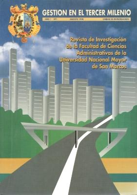 Ver Vol. 1 Núm. 1 (1998)