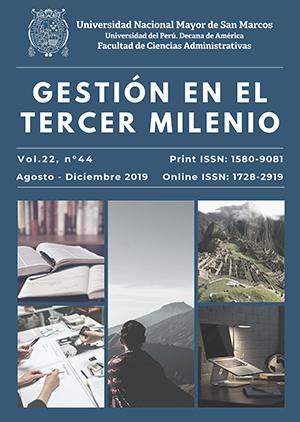 Ver Vol. 22 Núm. 44 (2019)