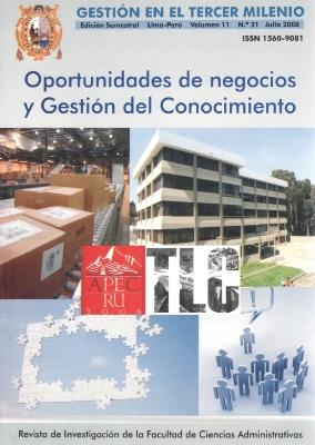Ver Vol. 11 Núm. 21 (2008)