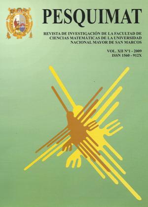 Ver Vol. 12 Núm. 1 (2009)