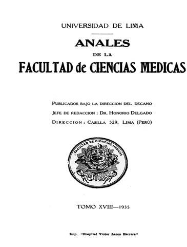 Ver Vol. 18 Núm. 1 (1935)