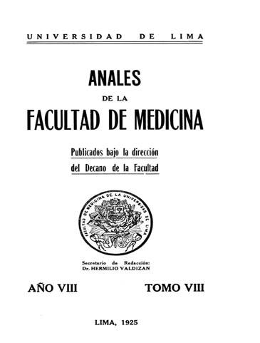 Ver Vol. 11 Núm. 1 (1925)