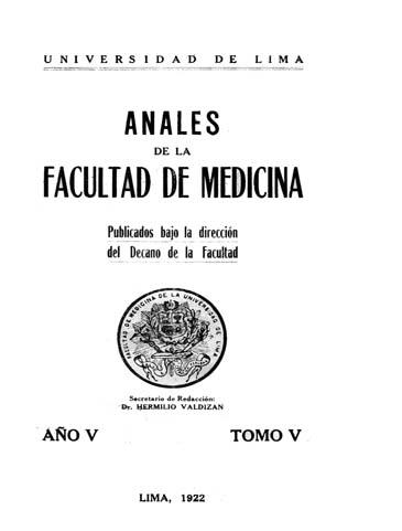 Ver Vol. 8 (1922)