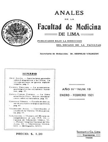 Ver Vol. 7 Núm. 1 (1921)