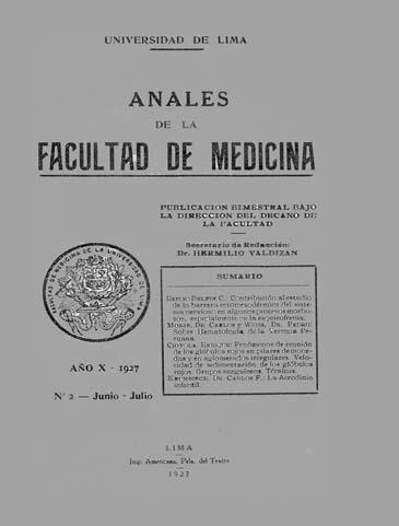 Ver Vol. 13 Núm. 2 (1927)