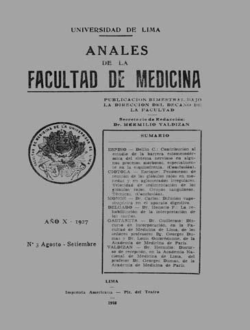 Ver Vol. 13 Núm. 3 (1927)