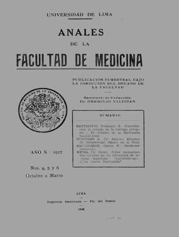 Ver Vol. 13 Núm. 4 (1927)