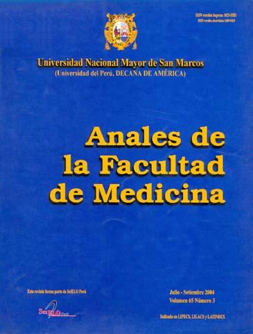 Ver Vol. 65 Núm. 3 (2004)