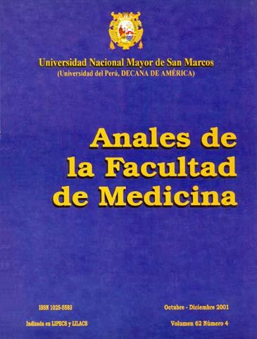 Vol 62, No 4 (2001)
