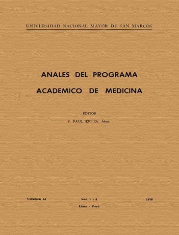 Ver Vol. 53 Núm. 1-4 (1970)