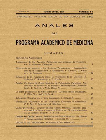 Ver Vol. 52 Núm. 1-2 (1969)
