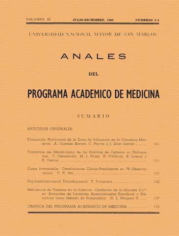 Ver Vol. 52 Núm. 3-4 (1969)