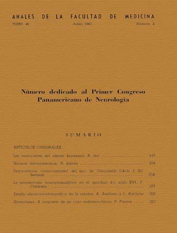Ver Vol. 46 Núm. 2 (1963)