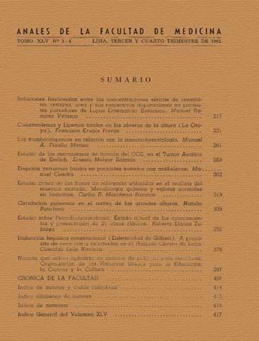 Ver Vol. 45 Núm. 3-4 (1962)
