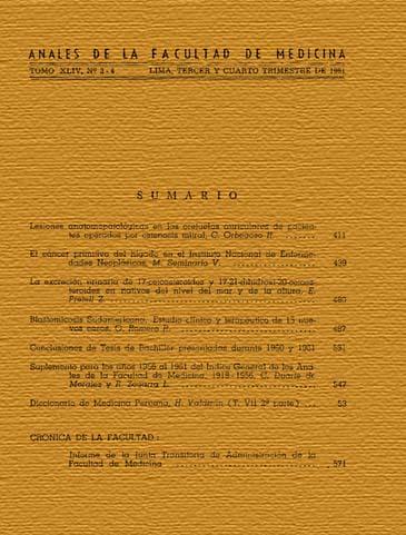Ver Vol. 44 Núm. 3-4 (1961)