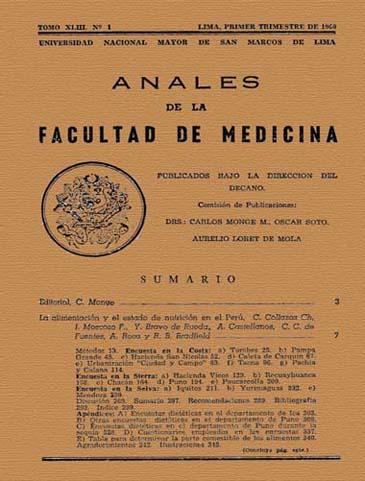 Ver Vol. 43 Núm. 1 (1960)