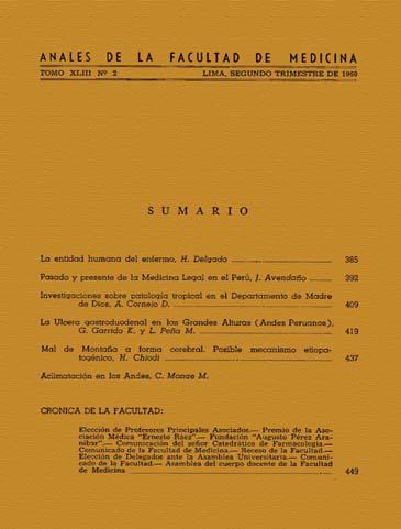 Ver Vol. 43 Núm. 2 (1960)