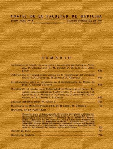 Ver Vol. 43 Núm. 4 (1960)