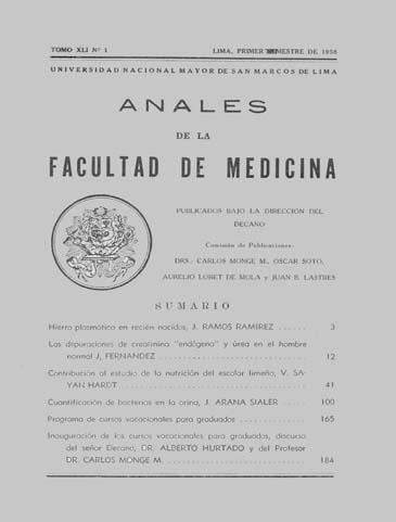Ver Vol. 41 Núm. 1 (1958)