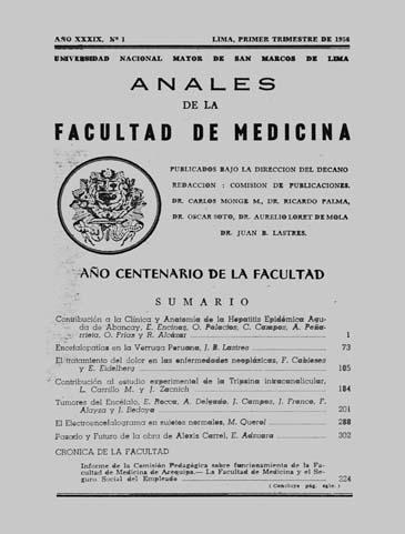 Ver Vol. 39 Núm. 1 (1956)